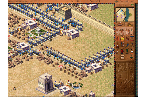 GGKTH: Pharaoh game screenshot