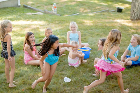13 water games to keep kids cool on hot days | Mum's Grapevine