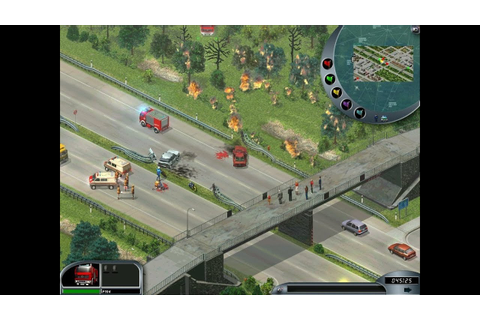 Emergency 2 mission 10 [PL] - YouTube