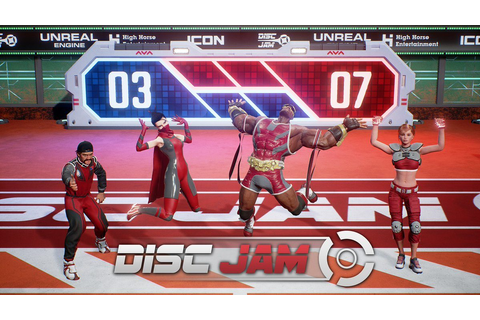 Disc Jam Spins Onto Nintendo Switch Next Month Alongside ...