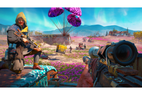 Far Cry New Dawn - How to Upgrade Companions? | GameWatcher