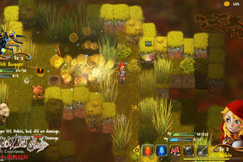 Roguelike JRPG Dragon Fin Soup introduces another mode ...