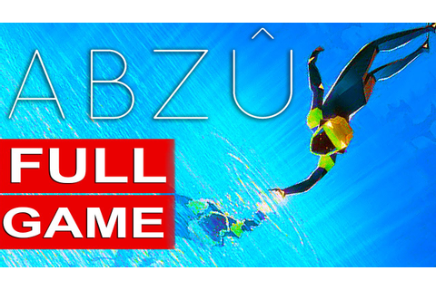 ABZU Gameplay Walkthrough Part 1 [1080p HD PS4] - No ...