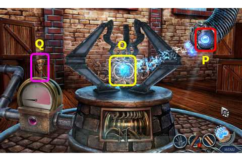 Dark Realm: La Princesse de Glace - Solution | Big Fish Games