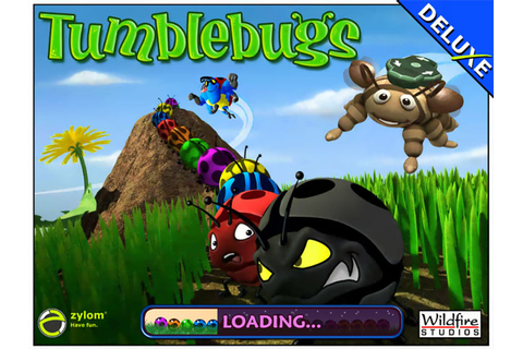 Tumblebugs | GameHouse