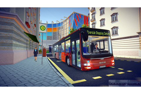 Bus Simulator 16 Free Download - Ocean Of Games