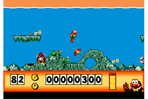 Play James Pond – Underwater Agent Online - Play Sega ...