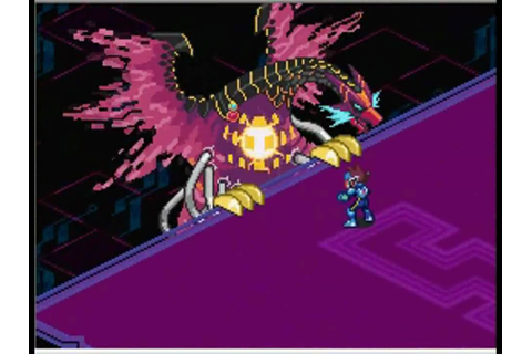 Mega Man Star Force 3 Red Joker - FINAL BOSS: Crimson ...
