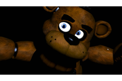 Five Nights at Freddy's - BEAR HORROR! - YouTube