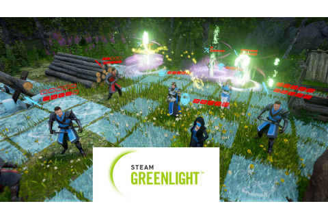 Tactical Legends on Steam greenlight news - Indie DB