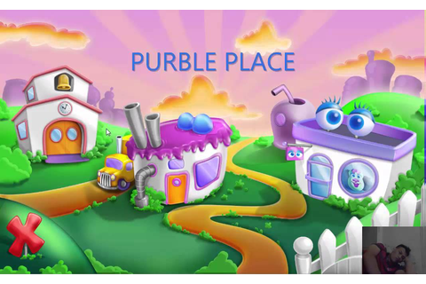 Purble Place Games Cake - YouTube