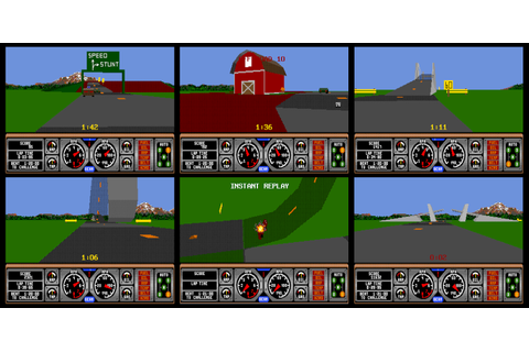 FRGCB - Finnish Retro Game Comparison Blog: Hard Drivin ...