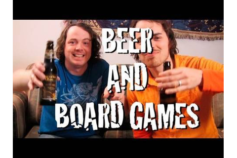 Drunk Cthulu Card Game - Beer and Board Games - YouTube