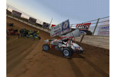 World of Outlaws: Sprint Cars 2002 screenshots | Hooked Gamers