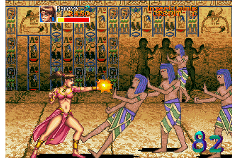 Arabian Fight screenshots for Arcade