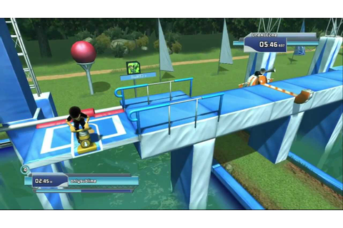 Wipeout in the Zone episode 4 Xbox 360 Kinect 720P ...