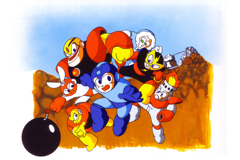 Mega Man 1 (Video Game) - TV Tropes