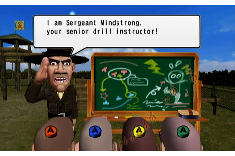 XSEED Games Announces Drill Sergeant Mindstrong for ...