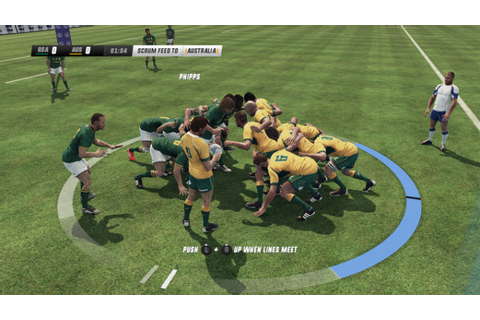 Rugby World Cup 2015 Official Video Game Review | Invision ...