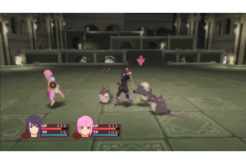 Tales of Vesperia (XBox 360) - First Experiences Playing 4 ...