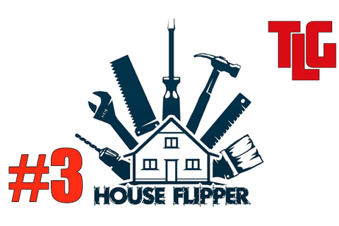 House Flipper. Part 3. TimeLapse Game - YouTube
