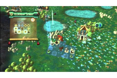 CGROverboard AKIMI VILLAGE for PlayStation 3 Video Game ...