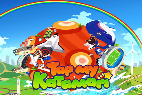Tap My Katamari now available worldwide - Polygon