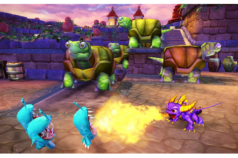 Amazon.com: Skylanders Spyro's Adventure Starter Pack ...