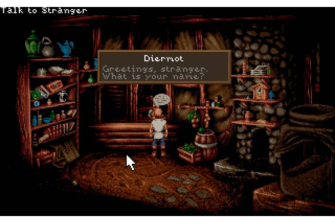 Download Lure of the temptress adventure for DOS (1992 ...