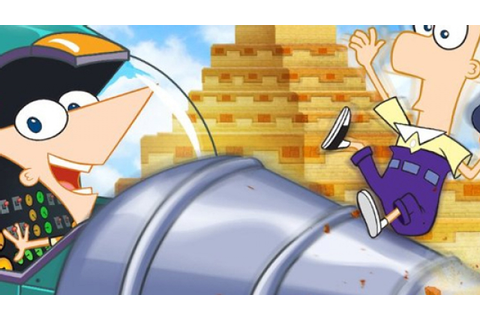 Phineas and Ferb: Quest for Cool Stuff (Wii U) Game ...