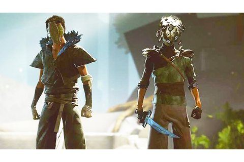 Absolver 25 Minutes of Gameplay Demo (New Fighting Game ...