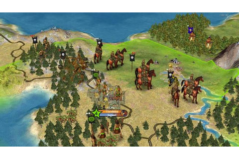 Civilization IV: Warlords - recenze - Games.cz