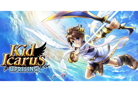 At Our Very Worst.: Kid Icarus: Uprising Review SORRY TO ...