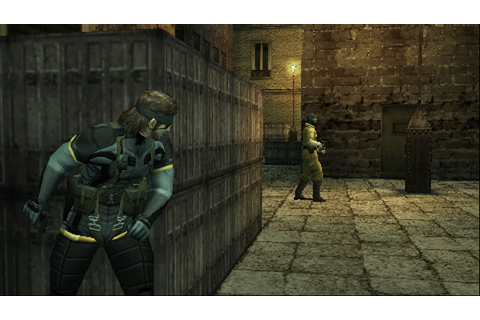 Seven reasons Metal Gear Solid: Portable Ops was a great ...
