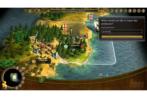 Sid Meier's Civilization IV: Colonization PC Games - YouTube