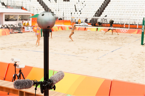 News - Beach volleyball to get live virtual reality ...
