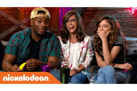 Game Shakers: The After Party | Secret Level | Nick - YouTube