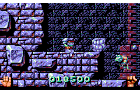 Download Magic Pockets action for DOS (1992) - Abandonware DOS