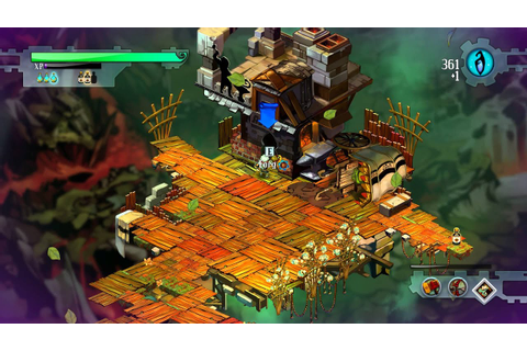 "PC Game ""Bastion"" Review/HD Capture 1440p [120Hz.NET ..."
