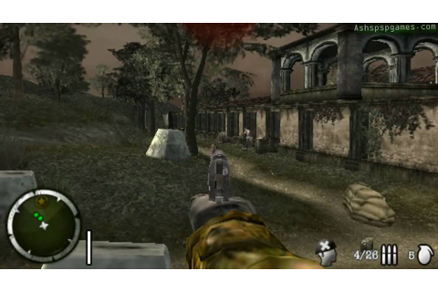 Medal Of Honor Heroes 2 Wii Walkthrough Youtube