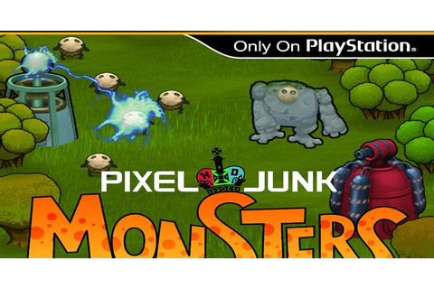 PixelJunk Monsters - Full Version Games Download ...
