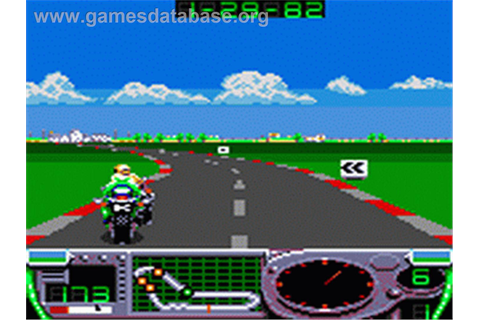 Kawasaki Superbike Challenge - Sega Game Gear - Games Database