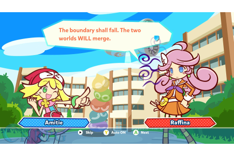 Puyo Puyo Tetris Review (PC) | OnRPG