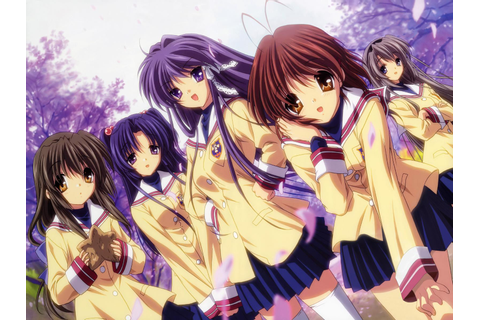 Icono Reviews/Anime Blog: Anime Review: Clannad + Clannad ...