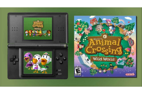 Animal Crossing - Wild World [OST] Cab (New Game) - YouTube