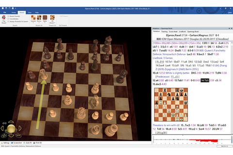 Fritz 16 - Chess Playing Software Program for Download