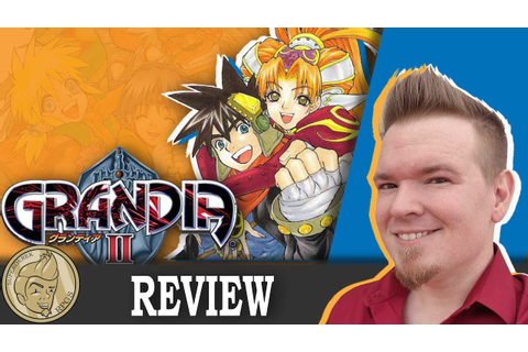 Grandia II Review! [Dreamcast] - The Game Collection - YouTube