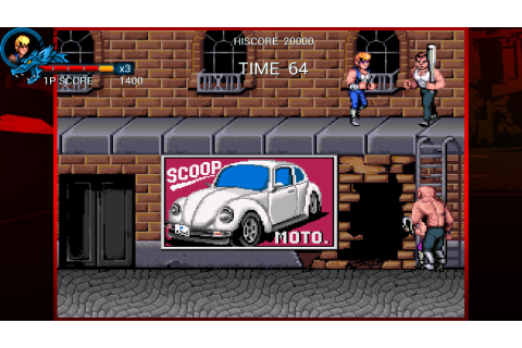 Buy Double Dragon Trilogy Steam