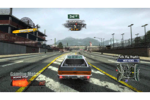 Burnout : Paradise City Game - Car Race Down Town Paradise ...