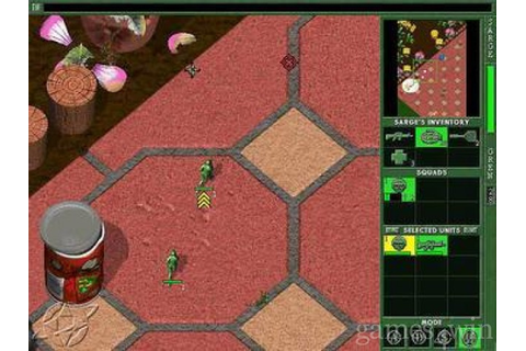 Army Men 3 Toys in Space Download on Games4Win